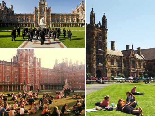 университеты великобритании  англии : список 15 лучших вузов в 2019 году